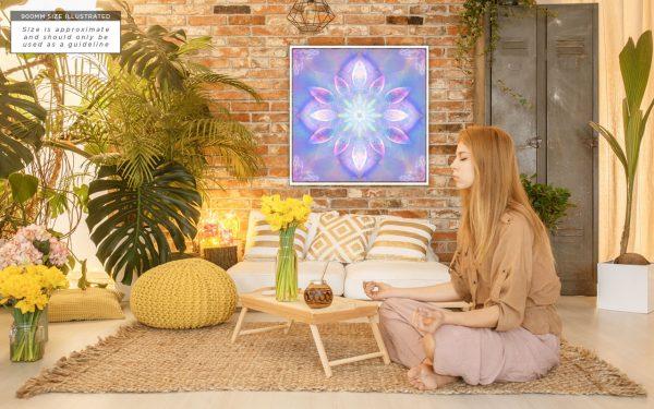 Meditation-Mockup-Aurora-Lotus
